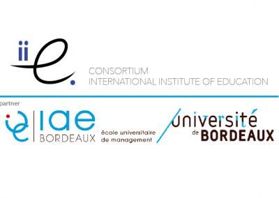 IIE Consortium | IAE University of Bordeaux / FRANCIA