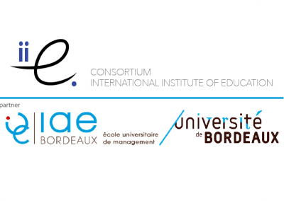 IIE Consortium | IAE University of Bordeaux / FRANCIA