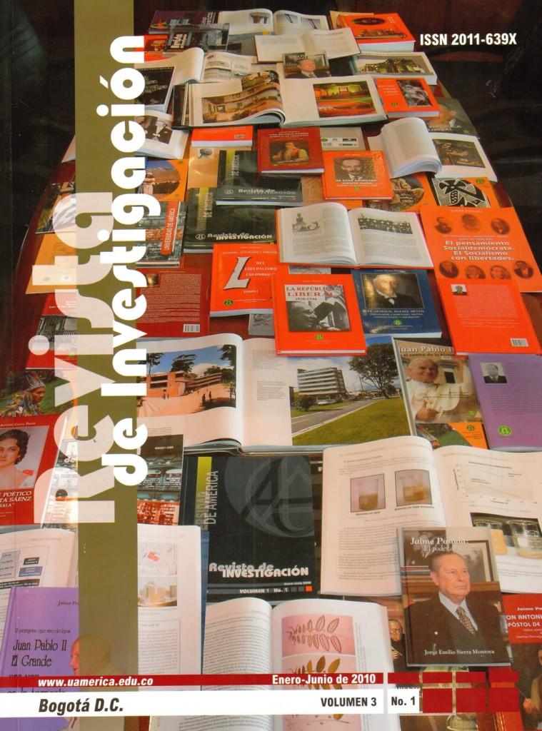 Vol.3 No.1 Enero – Junio 2010