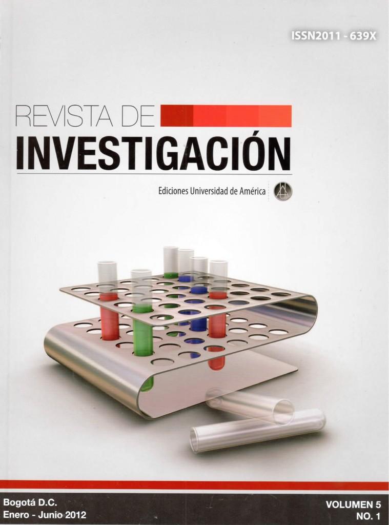 Vol.5 No.1 Enero – Junio 2012