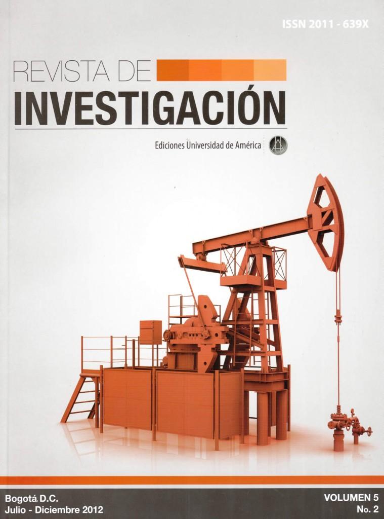 Vol.5 No.2 Julio – Diciembre 2012