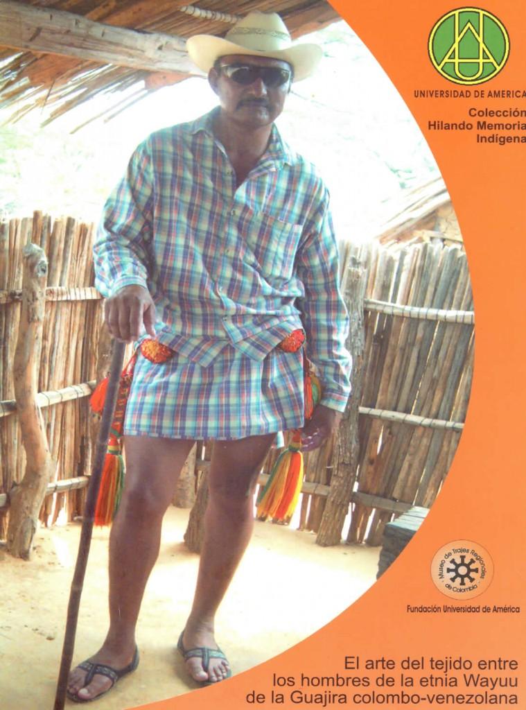 El arte del tejido entre los hombres del etnia Wayuu de la Guajira colombo-venezolanaAguilar Ipuana, Iris; Márquez Reyes, Elizabeth