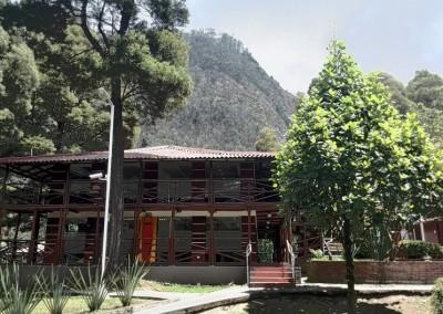 EcoCAMPUS LOS CERROS - SECTOR INVESTIGACIONES