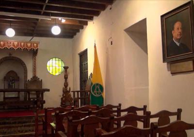 CASA DE LOS DERECHOS DEL HOMBRE DE DON ANTONIO NARIÑO