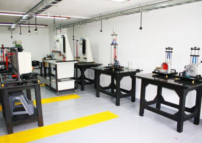 Laboratorio de Mecánica de Fluidos y Máquinas Hidraulicas