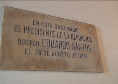 CASA EDUARDO SANTOS