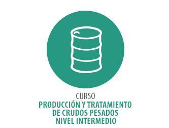CURSO EN PRODUCCIÓN Y TRATAMIENTO DE CRUDOS PESADOS NIVEL INTERMEDIO