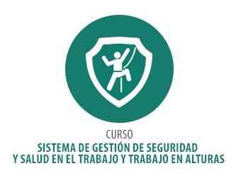 CURSO SISTEMA DE GESTIÓN DE SEGURIDAD Y SALUD EN EL TRABAJO Y TRABAJO EN ALTURAS