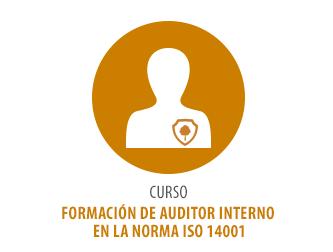 CURSO FORMACIÓN DE AUDITOR INTERNO EN LA NORMA ISO 14001