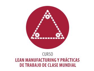 CURSO LEAN MANUFACTURING Y PRÁCTICAS DE TRABAJO DE CLASE MUNDIAL