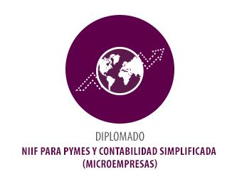 DIPLOMADO NIIF PARA PYMES Y CONTABILIDAD SIMPLIFICADA (MICROEMPRESAS)