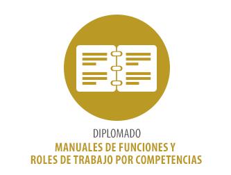 DIPLOMADO MANUALES DE FUNCIONES Y ROLES DE TRABAJO POR COMPETENCIAS