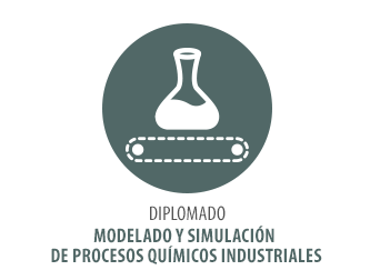 DIPLOMADO MODELADO Y SIMULACIÓN DE PROCESOS QUÍMICOS INDUSTRIALES