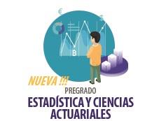 ESTADÍSTICA Y CIENCIAS ACTUARIALESNo. Registro SNIES 107649