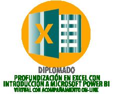 Profundización en Excel con introducción a Microsoft Power BI Virtual