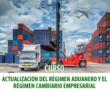 ACTUALIZACIÓN DEL RÉGIMEN ADUANERO Y EL RÉGIMEN CAMBIARIO EMPRESARIAL