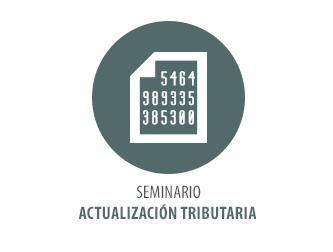 SEMINARIO DE ACTUALIZACIÓN TRIBUTARIA